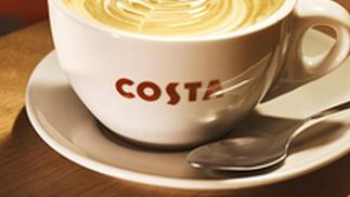 在Costa咖啡,做一款Switch游戏