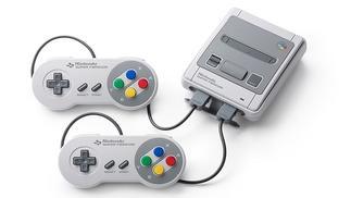 """任天堂公布""""迷你款""""SFC与SNES,内置21款经典游戏"""