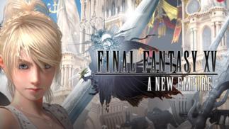 《最终幻想15:新帝国》:SE用手游为赚钱的心蒙上了IP和贴图的皮