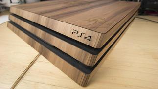给你的PS4贴上一层香樟木条,或许能有效防蟑螂