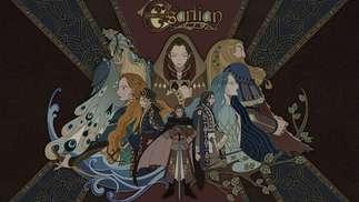 《埃萨之子》:这款国产游戏的美术风格源自千年之前的爱尔兰国宝