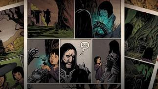 暴雪推出《暗黑破坏神3》首部漫画,死灵学徒的故事