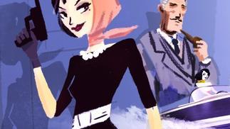 间谍们的游戏:《伪装游戏》第三章TapTap全球首发