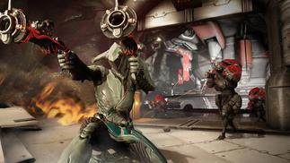 Steam上最火的免费游戏之一《星际战甲》要出开放地图了