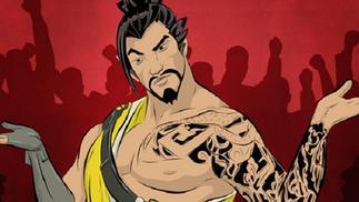 在巴西,有人为《守望先锋》中的英雄创建了一个新宗教——半藏教