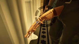 为了能在Twitch直播,这款同性交友游戏将丁丁换成了枪