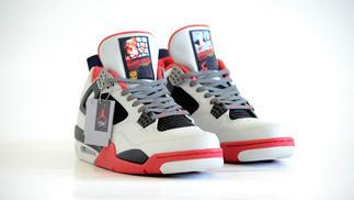 Air Jordan推出任天堂NES风格球鞋,售价1250美元