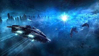 如果你想听一些有关星辰大海的故事,可以找一个《EVE》老玩家