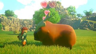 《在远方:追云者编年史》上架Steam,画风清新的冒险养成游戏