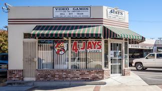 在美国,开一家游戏零售店