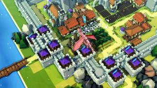 超过众筹目标7倍的《王国与城堡》在Steam上取得销售佳绩,究竟哪里吸引人?