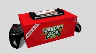肯德基也开始做游戏手柄了,还是炸鸡盒款