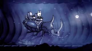 《空洞骑士》:这个《虫师》般的虫世界没有人