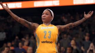EA的篮球年货在跳票一年后,突然宣布要加入WNBA女篮球队