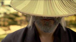 杰洛特的Cosplayer在日本拍摄了一部白狼大战忍者短片