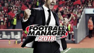 《足球经理2018》将在11月11日发售,Steam预购页面开启