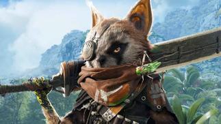 THQ开放世界游戏《Biomutant》正式公布,后启示录风格下的动物功夫大战