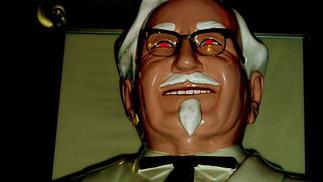 肯德基做了一款VR恐怖游戏,目的是用来培训员工炸鸡……