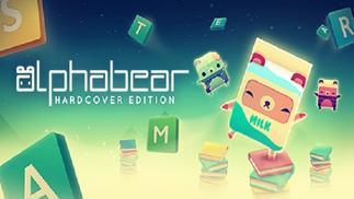 《字母小熊:精装版》正式登陆Steam平台,画风可爱的拼词游戏