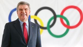 """国际奥委会主席巴赫:奥运会拒收""""暴力游戏"""""""