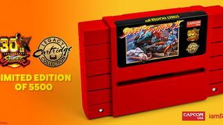 想玩到《街头霸王Ⅱ》纪念版卡带,玩家最好先准备一个灭火器
