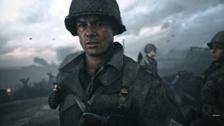 《使命召唤:二战》第二轮测试现已开启,仅限PS4及Xbox One平台