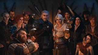 十周年之际,《巫师》开发商放出了一段庆祝视频