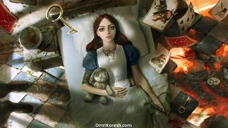 你比EA更早得知《爱丽丝:疯狂回归》的续作被命名为《爱丽丝:疯人院》
