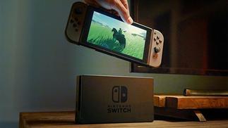 Switch在日本地区销量达到150万台,比PS4卖得更快