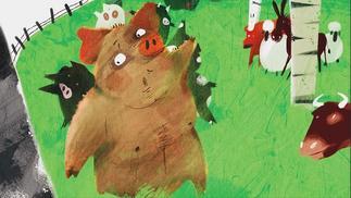 反乌托邦小说《动物庄园》将被改编为游戏