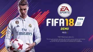 《FIFA 18》试玩版开放下载,贝尔、伊布数据降低跌出前10