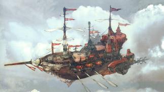 云巅之上:从热气球到飞艇的游戏想象