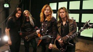金属老炮乐队Megadeth也要推出游戏了