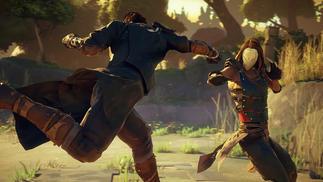 《Absolver》:专注于战的拟真近距离格斗游戏