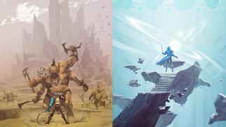 V社可能曾打算制作一款幻想冒险主题的多人合作游戏