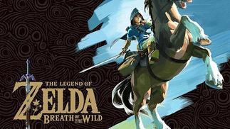 《塞尔达传说:旷野之息》将推出中文版,明年初上线