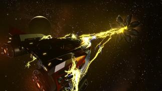 《精英:危险》的外星人飞船开始攻击玩家了