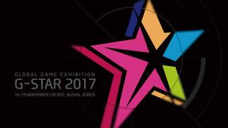2017年G-Star游戏展将于11月16日开幕