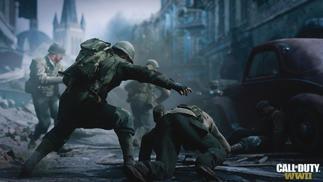 开始测试仅3天,《使命召唤:二战》的PC多人模式中就有人作弊了