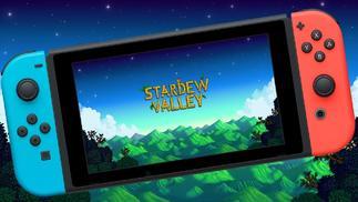 《星露谷物语》将于10月5日登陆Switch