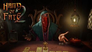 《命运之手2》将于11月8日正式登陆Steam,依然自带官方简中