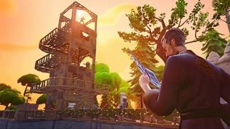 《堡垒之夜》发行商起诉了两名作弊玩家