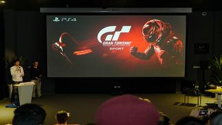 PlayStation中国在京举办《GT Sport》体验会