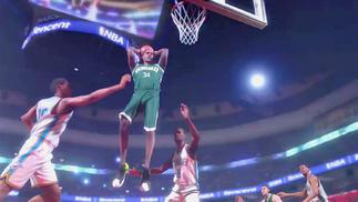 《最强NBA》手游今日上线:正版授权下的NBA味道