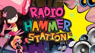 节奏动作游戏《Radio Hammer Station》登陆PS4和PSV平台
