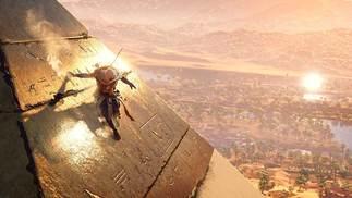 育碧说,《刺客信条:起源》比它的前作卖得好多了