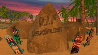 《我是面包》团队新作《Decksplash》,尚未发售即宣告死亡