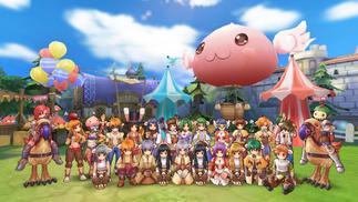 心动复刻的手游版《仙境传说》,已在台湾地区霸榜一个多月