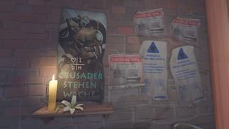 为了纪念Team Liquid因病辞世的教练,暴雪在游戏中新增了一些小细节