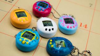 """电子宠物品牌""""拓麻歌子""""将推手机游戏"""